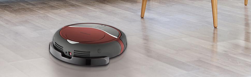 Moneual Rydis H68 PRO-MR6803VM Robot Aspirador Híbrido H68PRO, 0.6 ...