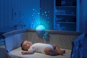 Chicco Next2Stars - Proyector con efecto de luces, estrellas y ...