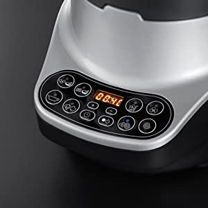 Russell Hobbs Robot de Cocina Soup & Blend Digital 21481-56, Negro ...