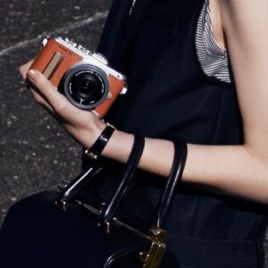 La cámara de moda
