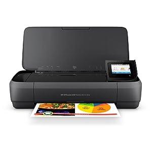 HP OfficeJet 250 Mobile AiO - Impresora multifunción (Inyección de ...