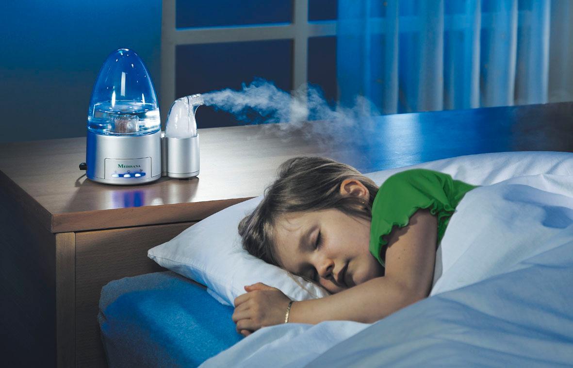 Medisana medibreeze humidificador por ultrasonidos 14 w pl stico plateado hogar - Humidificador que es ...