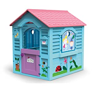 Ben and Holly - La casita (Fábrica de Juguetes 89534): Amazon.es: Juguetes y juegos