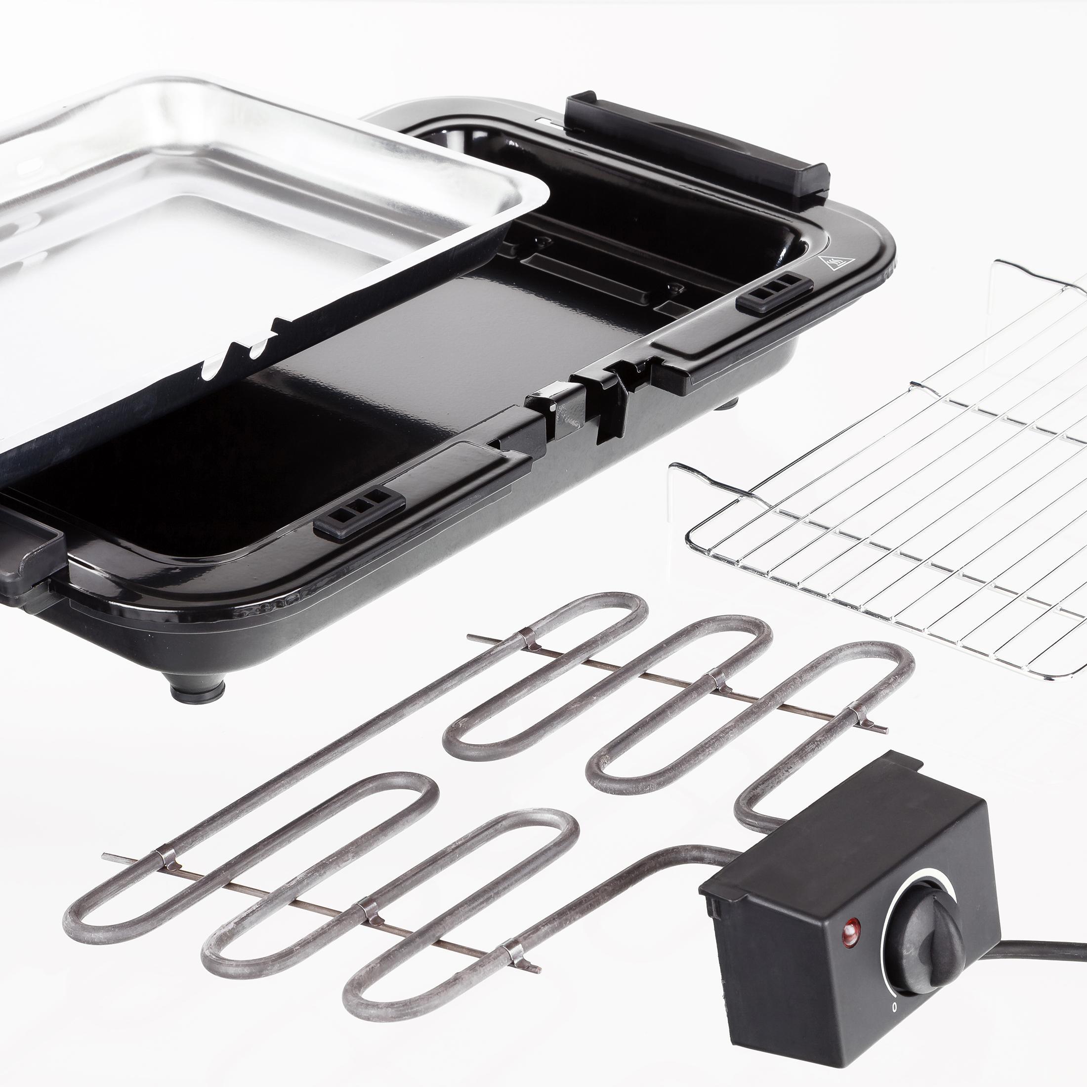 Ultratec BBQ Elektro Tischgrill eléctrica de mesa: Amazon