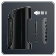 Rowenta SO9265 Mini Excel Eco Safe Filtro lavable