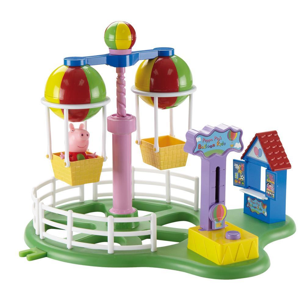 Peppa Pig  Globos voladores parque de atracciones Bandai 05881