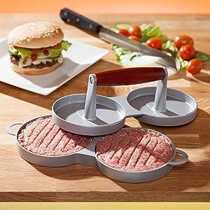 Asar hamburguesas como un profesional