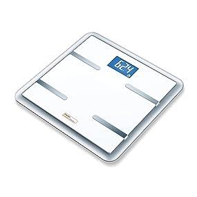 BEURER BG-900 Báscula diagnostica Internet y kit Wireless
