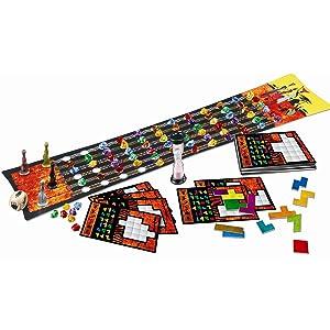 Devir - Ubongo, Juego de Tablero (222777): Amazon.es: Juguetes y juegos