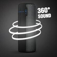 UE, Megaboom, Bluetooth, Speaker, Wireless, JBL, Bose