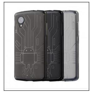 CruzerLite Bugdroid Circuit - Carcasa para OnePlus One, negro