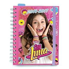 Grupo Erik Editores Disney Soy Luna - Agenda escolar