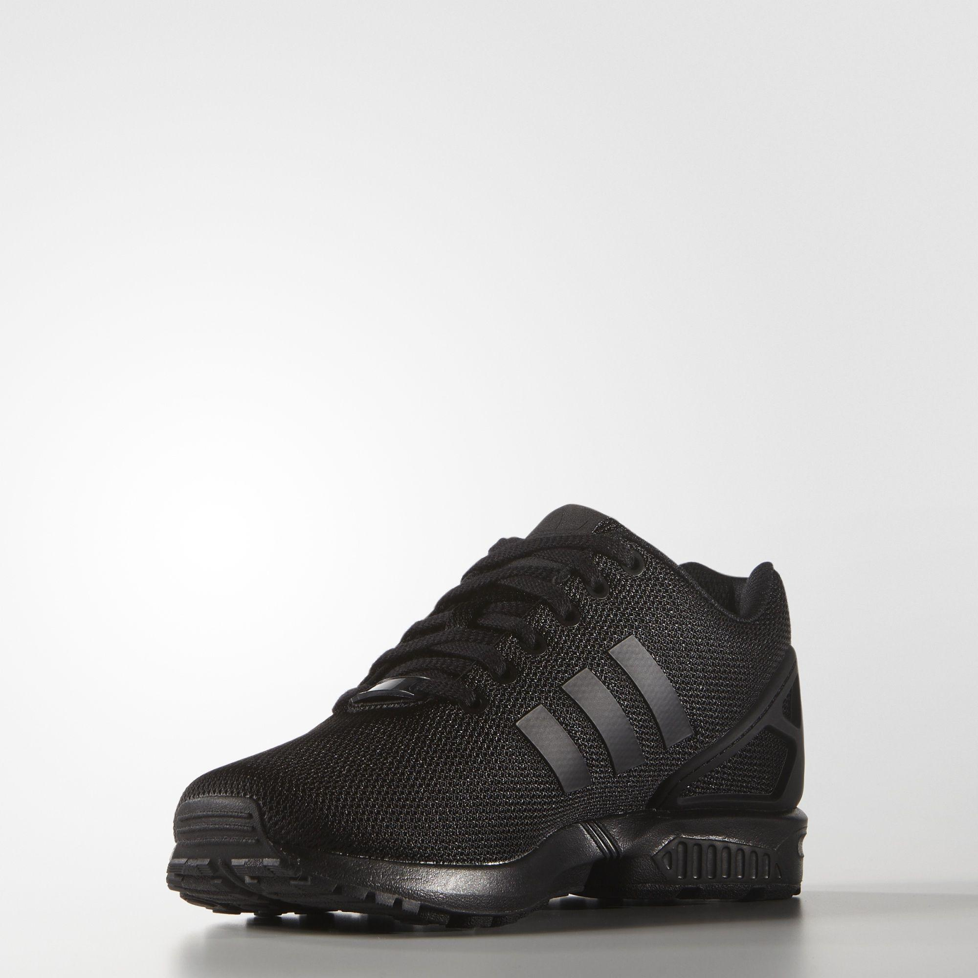 adidas zx flux negras zapatillas