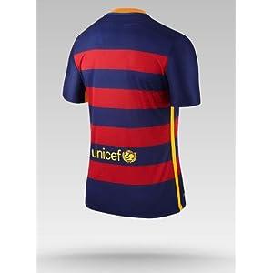 Nike 1º Equipación FC Barcelona 2015/2016 - Camiseta oficial Nike ...