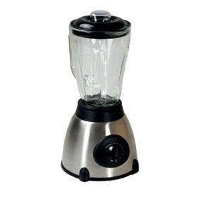 Jocca 5586 Batidora con jarra de cristal, color plata, 500 W: Amazon.es: Hogar