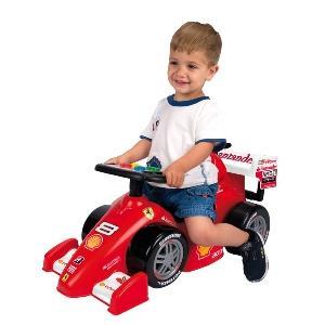 FEBER - Ferrari Fórmula 1 Correpasillos (Famosa 800004888 ...