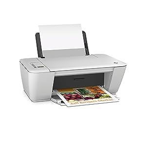 HP Deskjet 2540 AiO - Impresora multifunción color, blanco: Amazon ...
