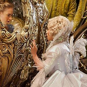 Cenicienta - Edición Metálica [Blu-ray]: Amazon.es: Cate Blanchett, Lily James