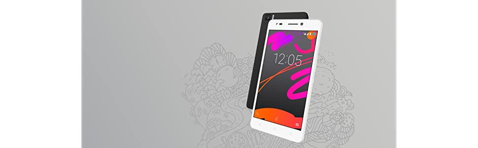 BQ Aquaris M5.5 - Smartphone de 5.5 Pulgadas (4G, Wi-Fi ...