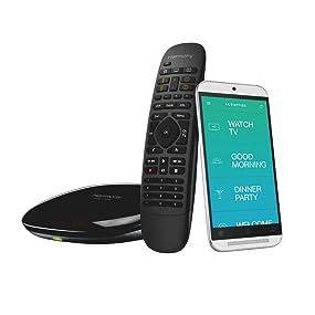 Logitech Harmony Hub Control Remoto con el Smartphone o la