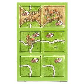 Devir - Carcassonne La Princesa y el Dragón, Juego de Mesa (BGPRINCESA): Amazon.es: Juguetes y juegos