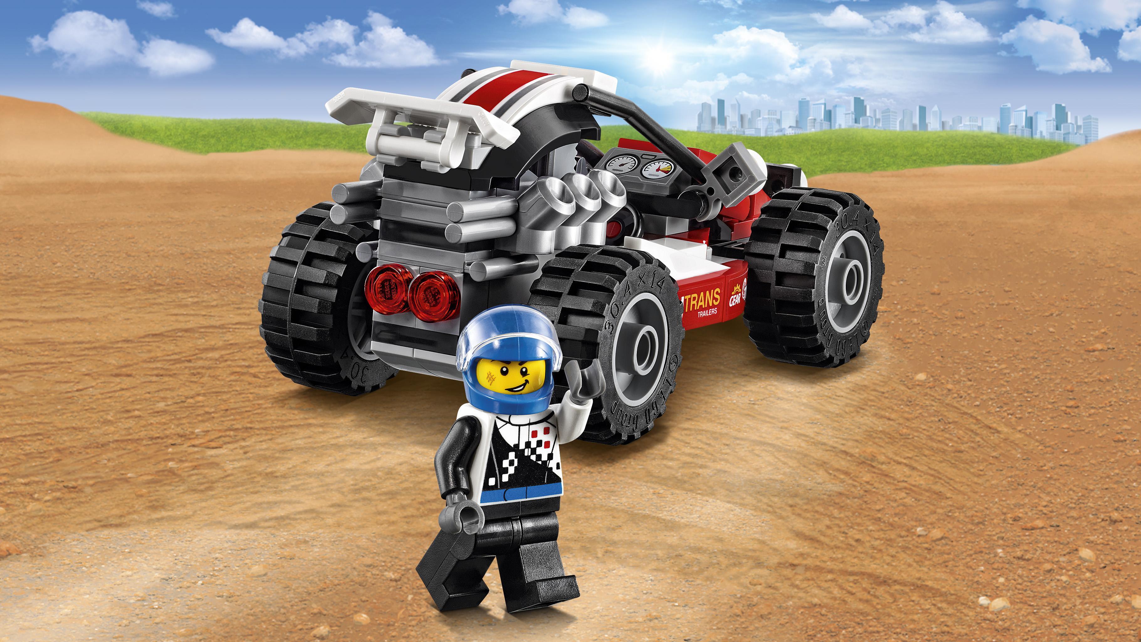 LEGO City - Buggy (60145): Amazon.es: Juguetes y juegos