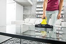 limpiar superficies lisas acristaladas