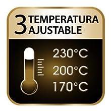 Rowenta Expertise So Curls CF3710 Temperaturas ajustables