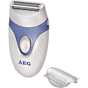 AEG LS 5652 - Afeitadora feminina, color lila: AEG: Amazon.es ...