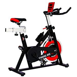 Sg - Bicicleta Spinning Regulable 24Kg por Correas: Amazon.es ...
