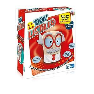 IMC Toys - Don listillo (95236): Amazon.es: Juguetes y juegos