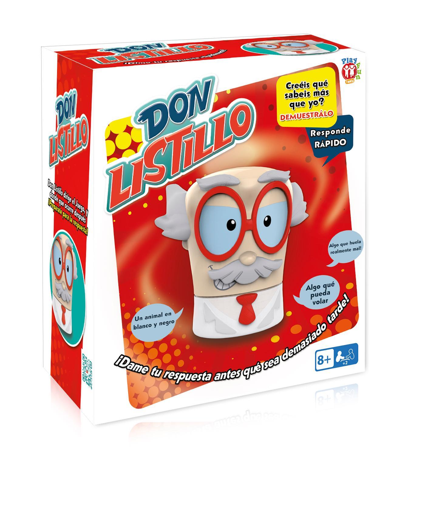 254992a46e IMC Toys - Don listillo (95236)  Amazon.es  Juguetes y juegos