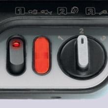 Tefal Ultracompact Classic GC3050 Termostato regulable con indicador de listo para cocinar