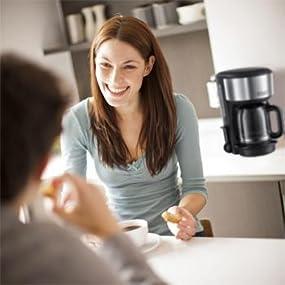 Prepara un delicioso café, justo como a ti te gusta