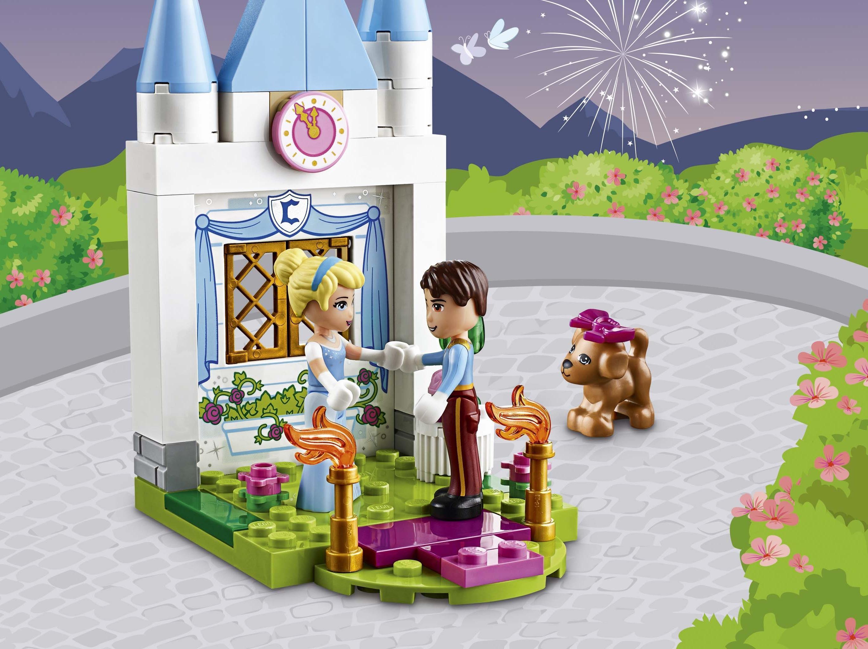 Lego carruaje de cenicienta multicolor 10729 amazon - Carroza cenicienta juguete ...