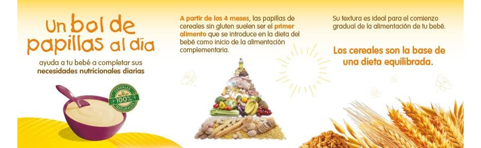 Nestlé Papilla 8 cereales con cacao, Alimento Para bebés - 600 gr ...