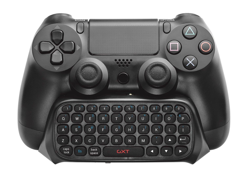 Teclado PlayStation 4