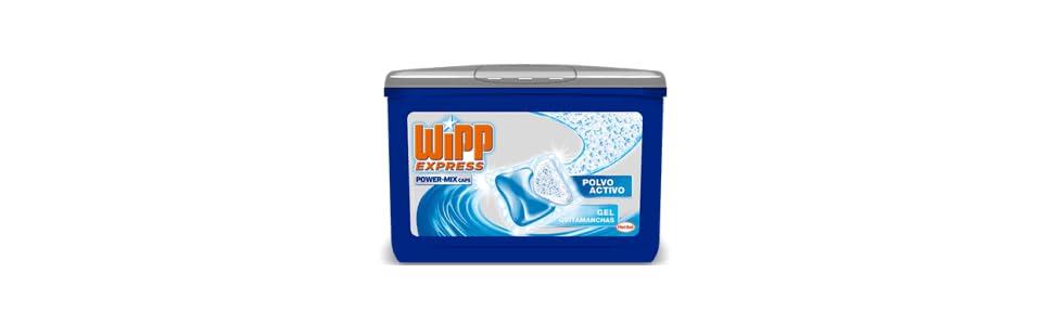 Wipp Power-Mix Caps 44D: Amazon.es: Alimentación y bebidas