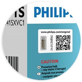 ¿Por qué elegir bombillas para coches de Philips?