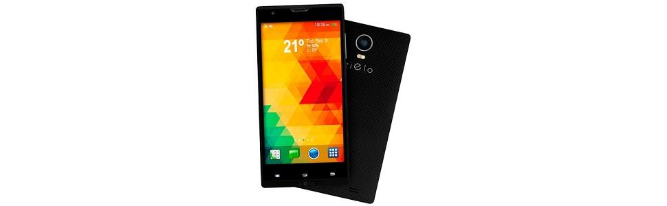 Woxter Zielo ZX-900 4G - Smartphone libre Android (pantalla 5 ...