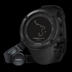 716a99a10ae8 SUUNTO AMBIT2 BLACK (HR) - Reloj deportivo. GPS INTEGRADO CON  MONITORIZACIÓN ...