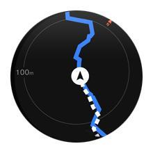 Suunto - Traverse Alpha - Reloj GPS Outdoor para pesca
