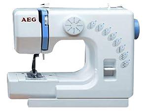 AEG Máquina de Coser 525: Amazon.es: Hogar