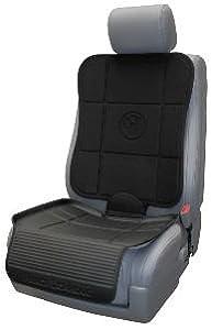 Prince lionheart 0300 protector de asiento color negro prince lionheart beb - Protector coche silla bebe ...