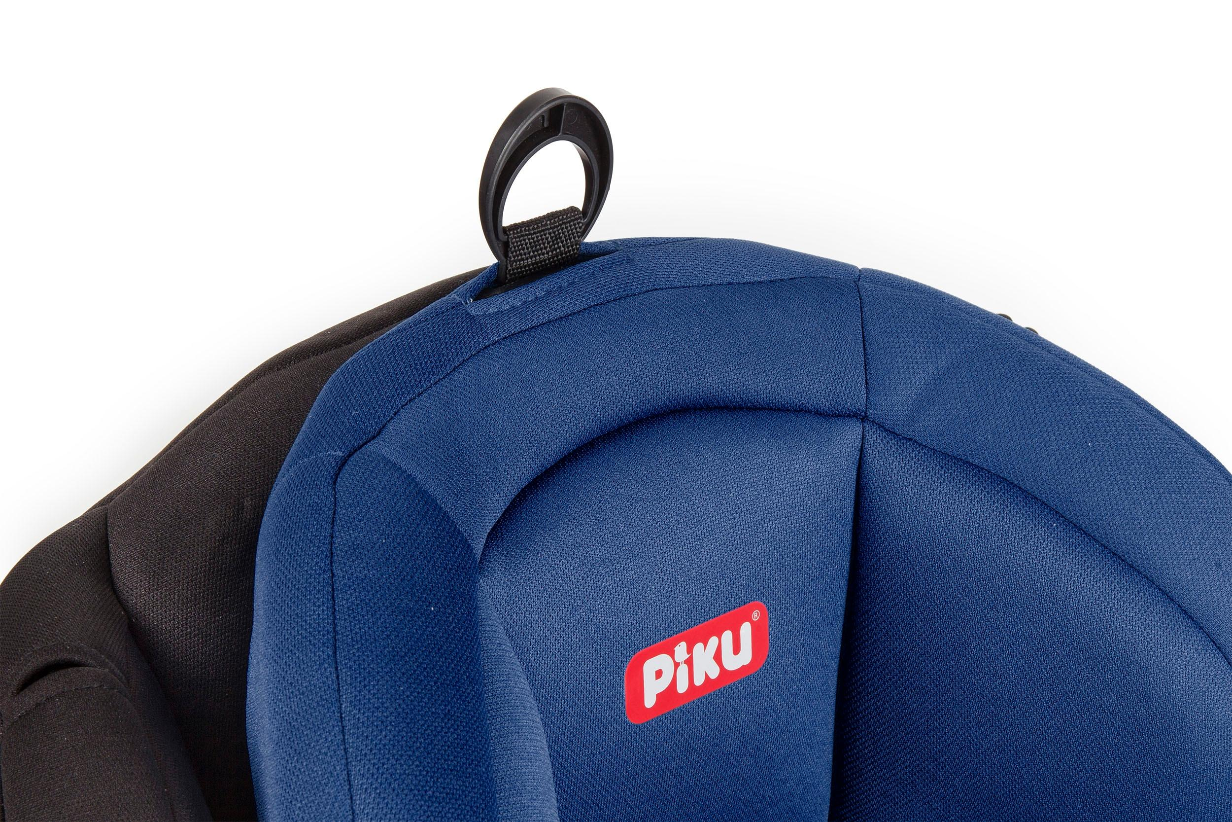 Piku moon silla de coche reclinable grupos 1 2 3 9 36 kg 1 12 a os color azul - Silla 1 2 3 reclinable ...