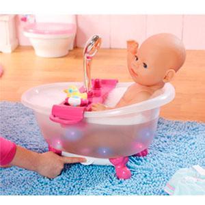 baby born, muñecos bebe,muñecos interactivos, bañera juguete, bandai, juguetes