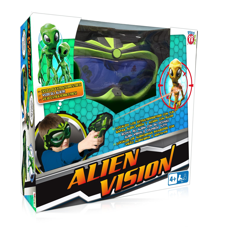 Imc Toys Alien Vision Miscelanea 95144 Amazon Es Juguetes Y Juegos