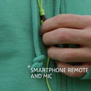 Control remoto y micrófono