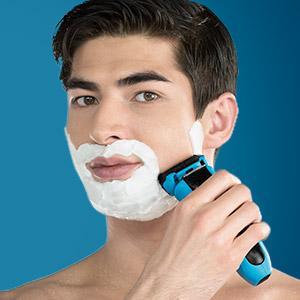 Braun 51B - Recambio para afeitadora eléctrica hombre, compatible con el modelo WaterFlex, color negro: Amazon.es: Salud y cuidado personal