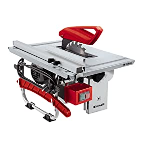 Einhell 4340410 Mesa DE Corte TH-TS 820, 800 W, 230 V, 200x16x2.4mm